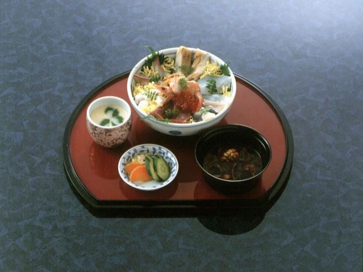 海鮮丼 1,620円